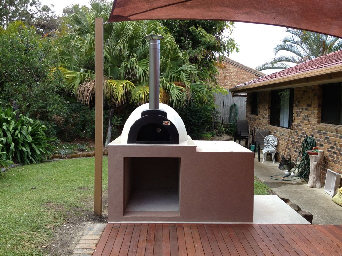 alfresco kitchens woodfired pizza ovens qld allfresco pizza