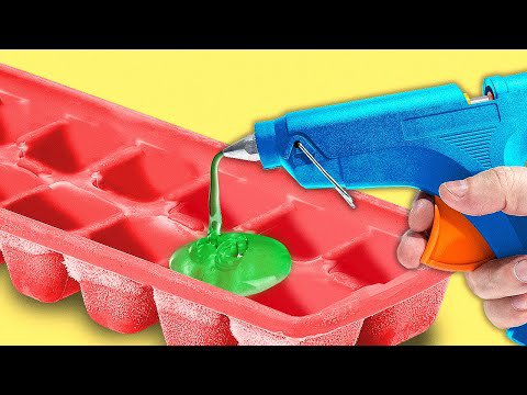 YouTube | Quick crafts, Glue crafts, Gift hacks