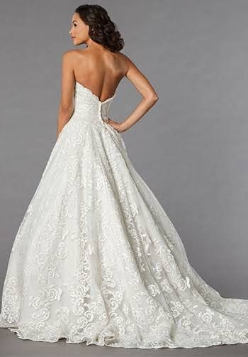 Danielle caprese for kleinfeld wedding dresses the knot my danielle caprese for kleinfeld wedding dresses the knot junglespirit Images