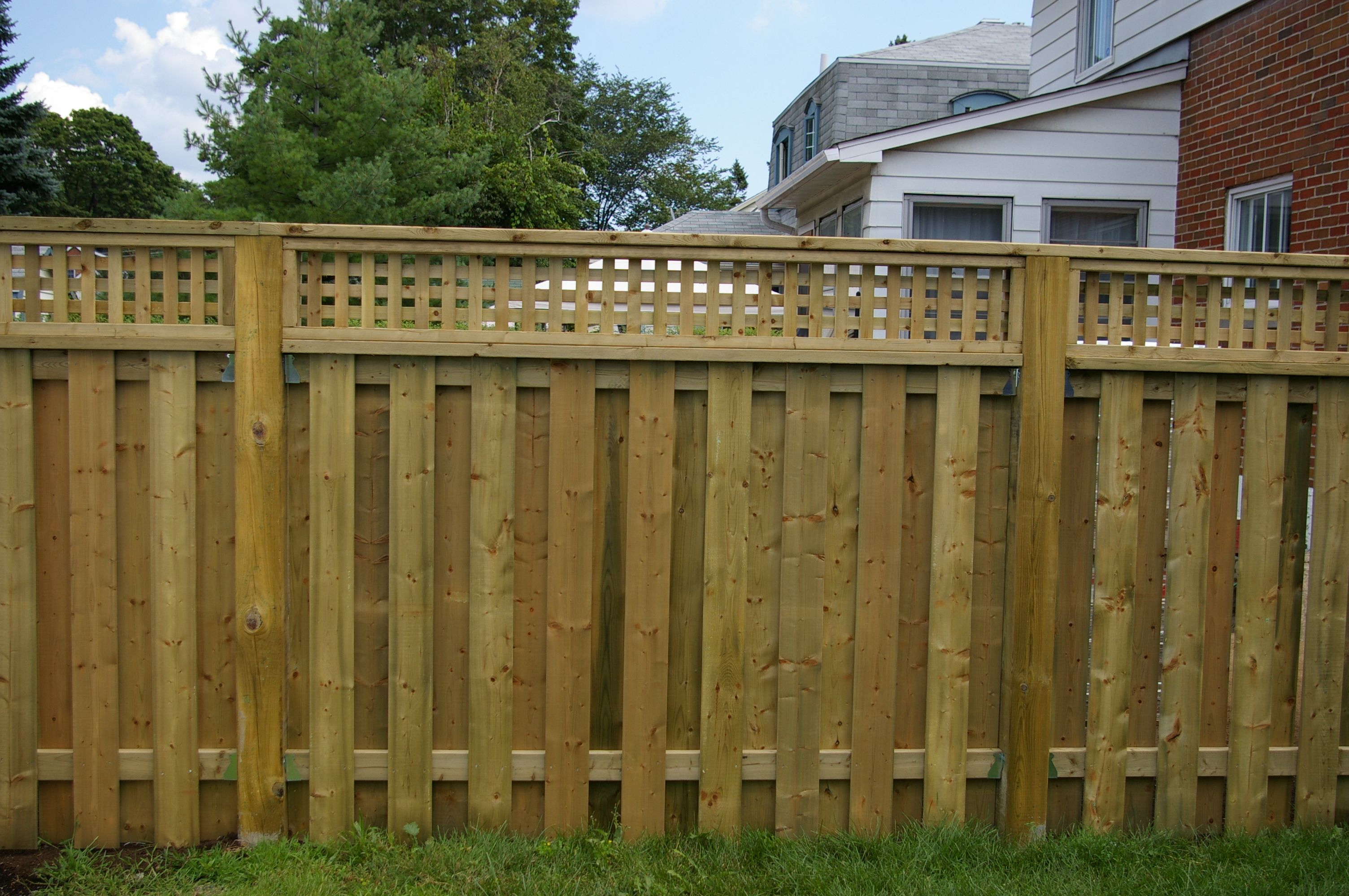 types of wood fences ideas with wooden fence types u2013 backyard