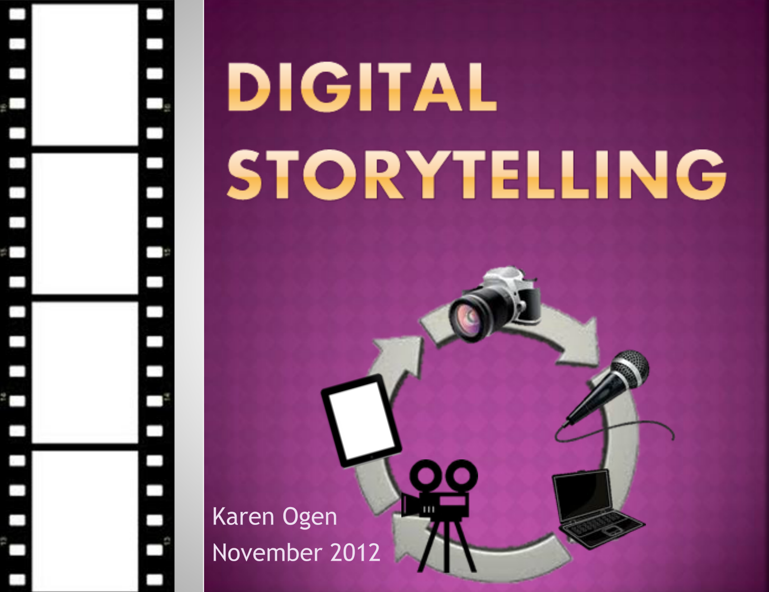 Digital Storytelling - GENIUS technology websites | terrific