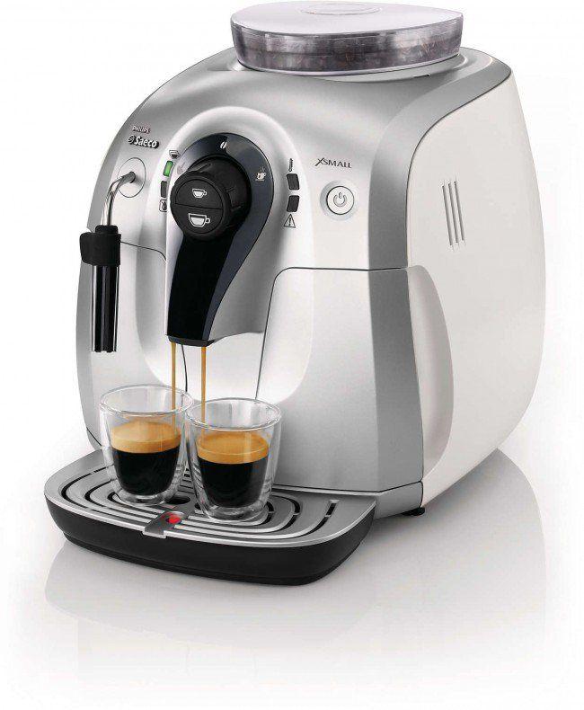 Saeco Xsmall Superautomatic Espresso Machine - Certified ...