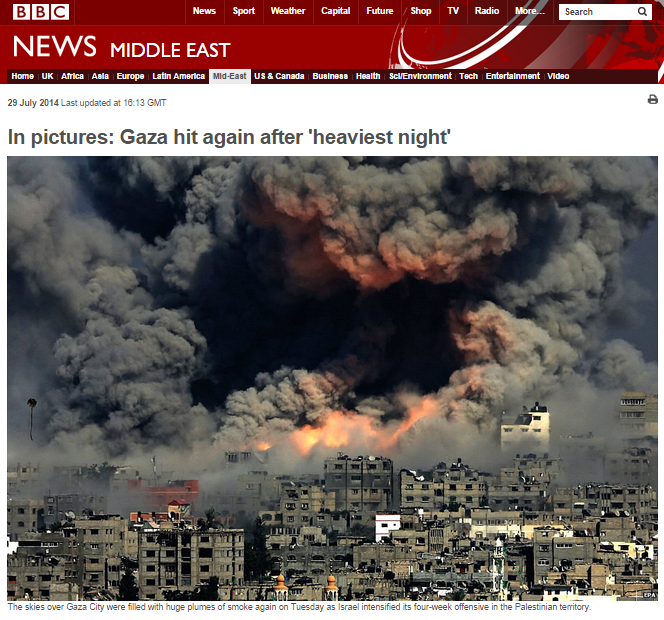 Typical BBC Bias