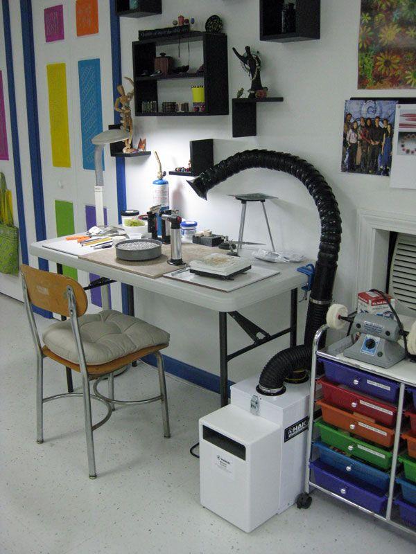 Ventilation Libzoid Studio Art Work Rooms And Studios