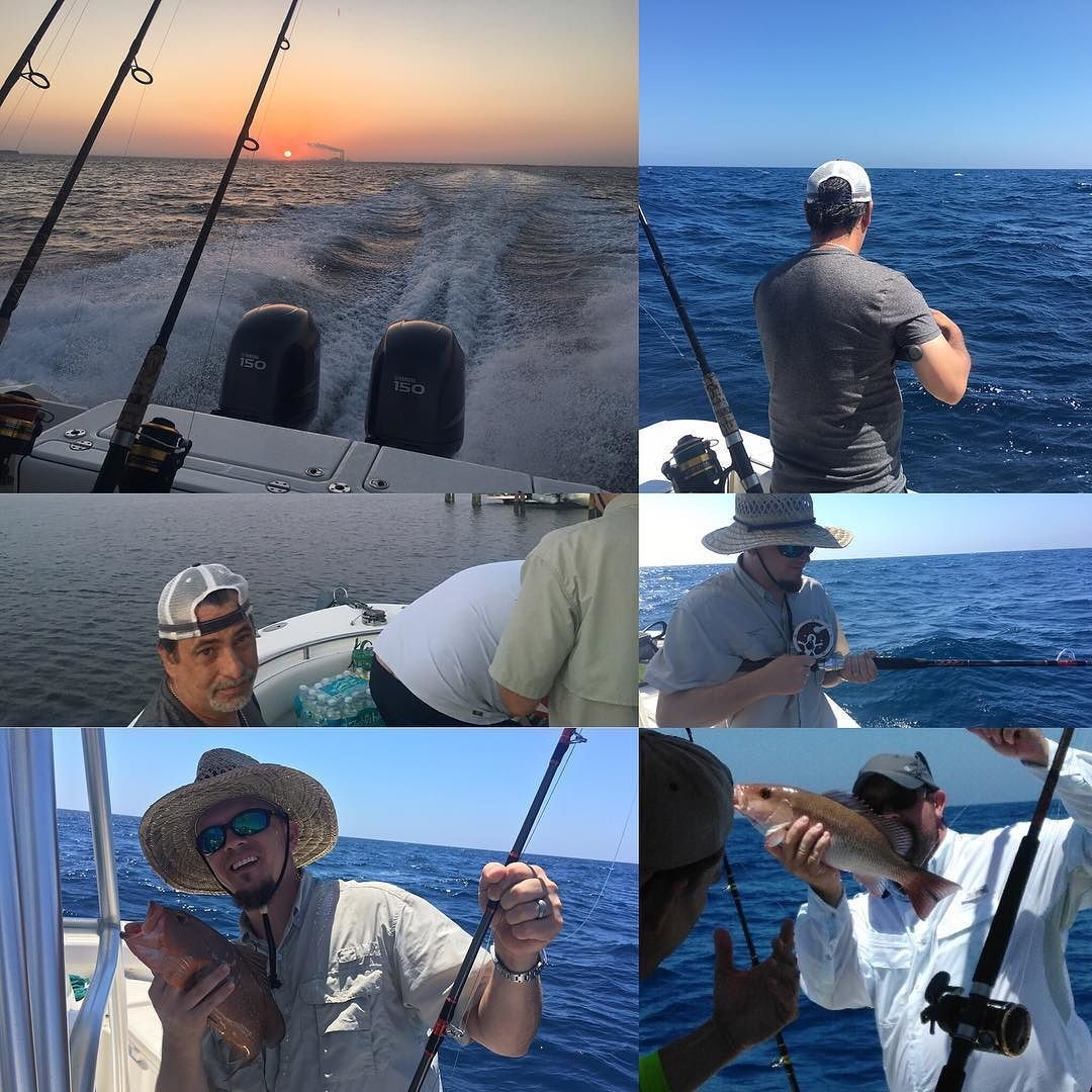 The @swanbrewing crew needed a little R&R yesterday so we decided to do a little off-shore #fishing  No monsters but plenty of  and good times were had. #FishOn #FloridaLife #SwanBrewing #Coming2017 #WorkLifeBalance