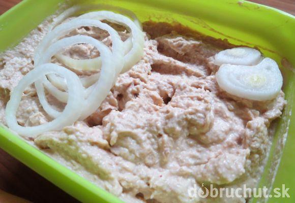 Fotorecept: Krémová tuniaková pomazánka s tofu