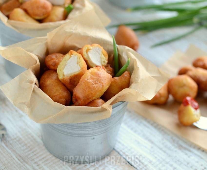 Nuggetsy Amerykanskie Recipe Food Dinner Inspiration Snack Recipes