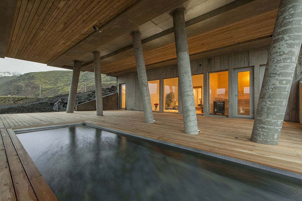 Incredible Ion Luxury Adventure Hotel In Iceland