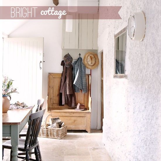 Home Shabby Home: Bright Cottage