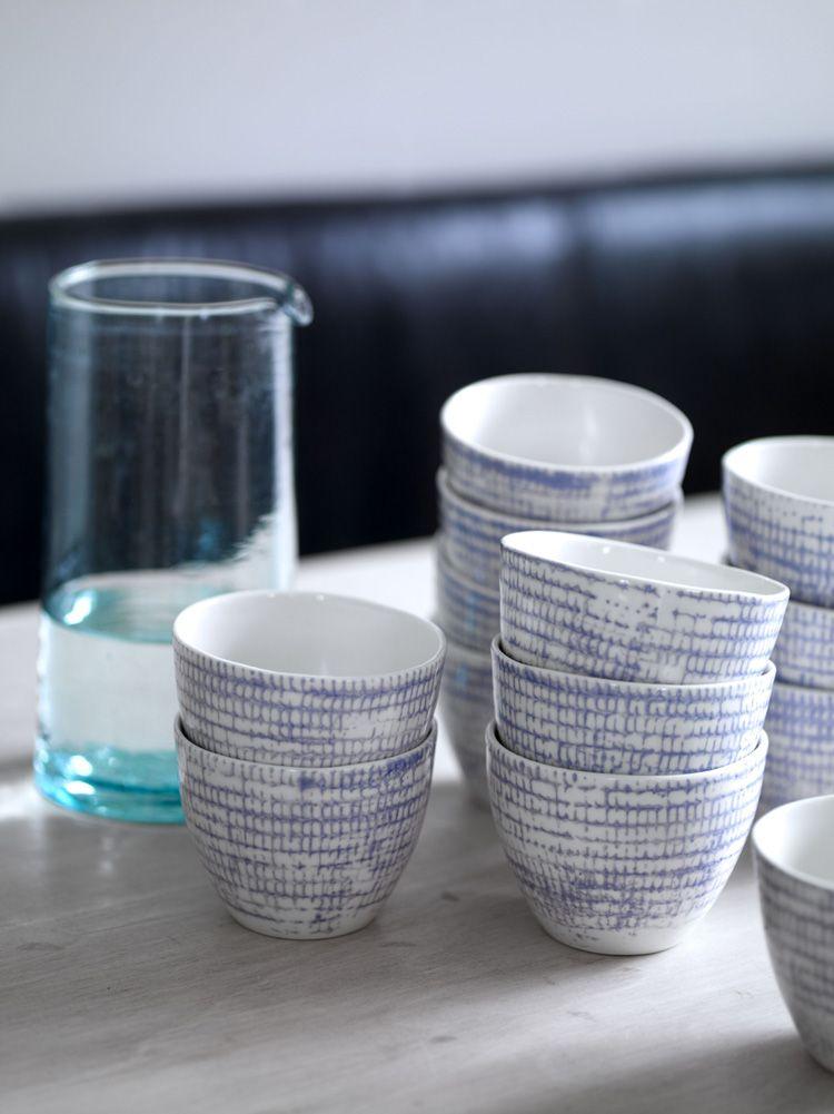 Sukima - Latte Cups Purple