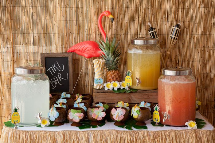 Best 25 Luau Party Foods Ideas On Pinterest: The 25+ Best Hawaiian Luau Ideas On Pinterest