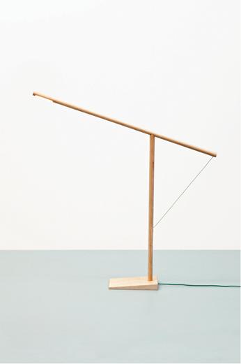 Balance Lamp By Mieke Meijer Lamp Lamp Design Wooden Light