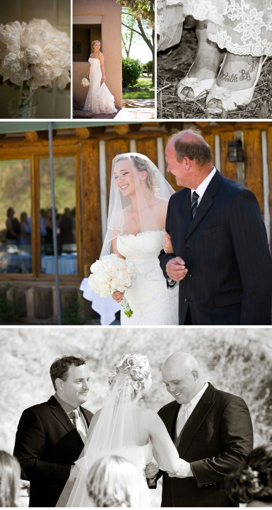 Santa Fe Photographer Wedding At Hyde Memorial State Parks