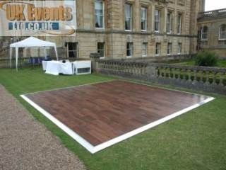 Fold Up Outdoor Dance Floor Portable Al Is Now Available In Nova Scotia Through Yard Pinterest Floors And