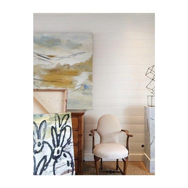 Luc Leestmaker & Hunt Slonem - Amy Meier Design Storefront Studio, Rancho Santa Fe, CA