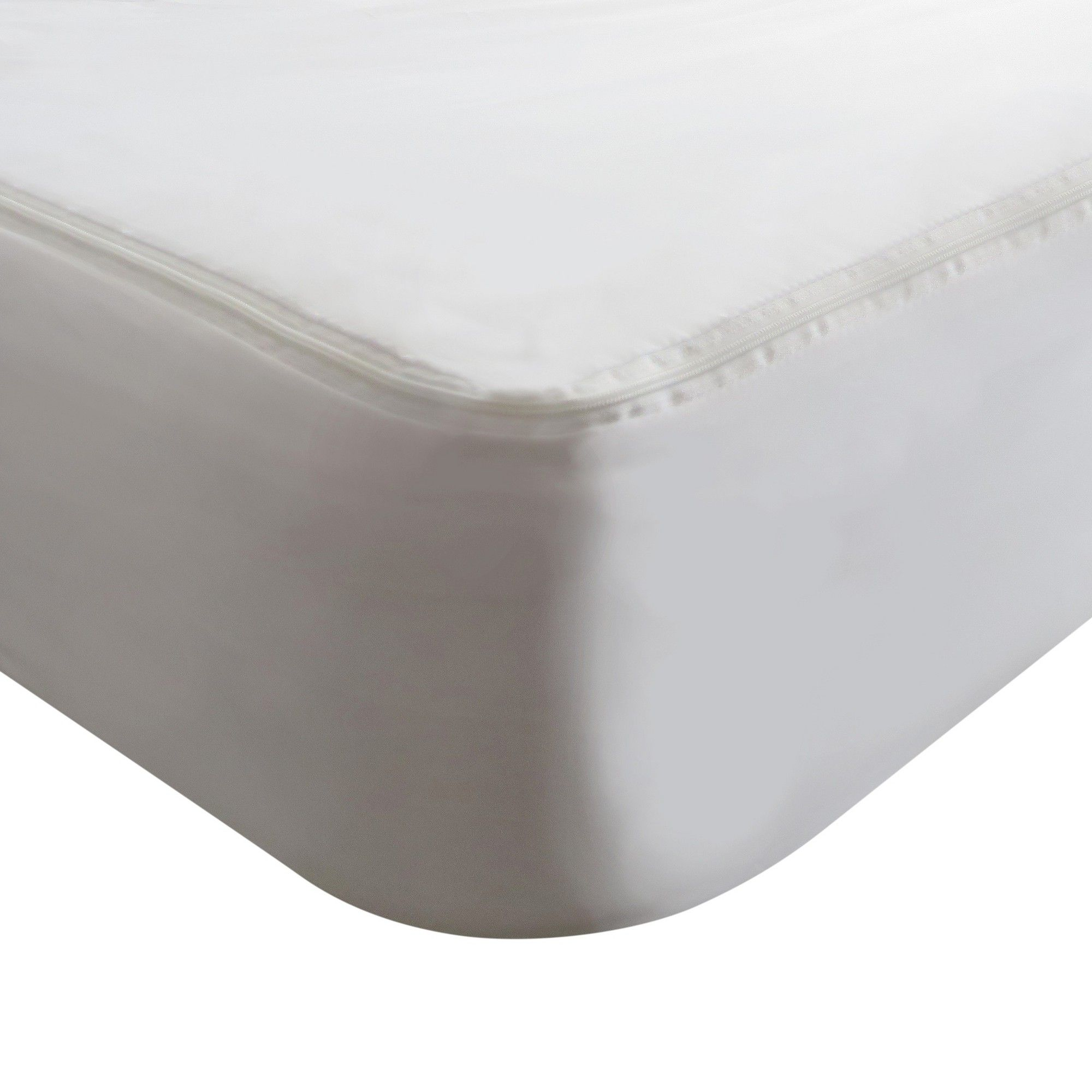 ultimate mattress protector white queen serta products