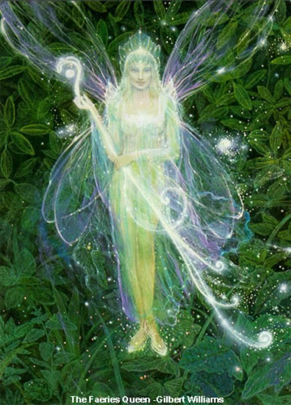 The Faerie's Queen by Gilbert Williams