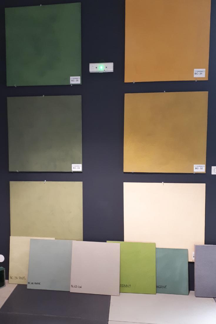 Deco Jaune Et Vert sélection de couleurs des palettes végétale et tropicale du