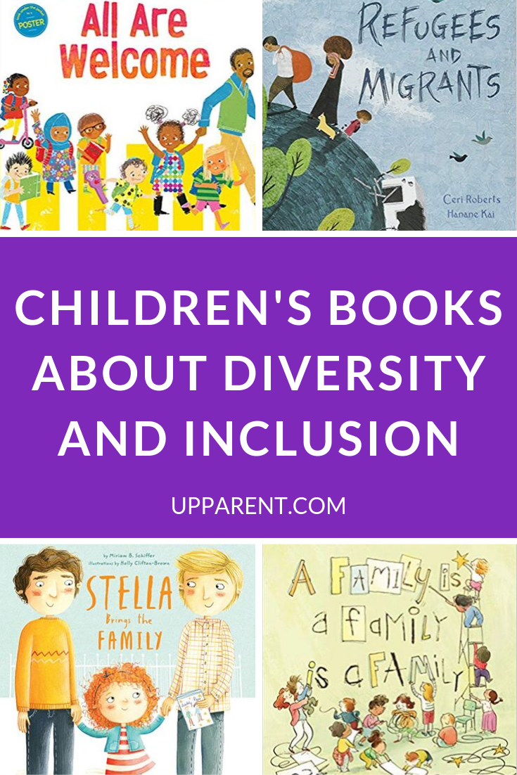 Children S Books About Diversity And Multiculturalism Preschool Books Multicultural Books Teaching Reading