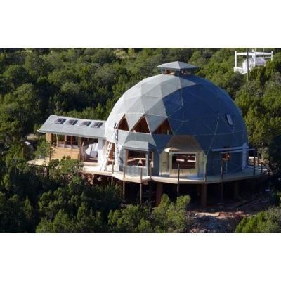 Resultado de imagen para casa domo chile domos domos - Casas geodesicas ...