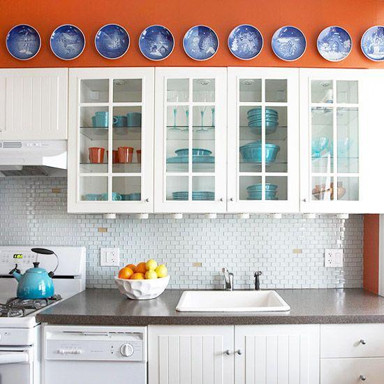 Find The Perfect Kitchen Color Scheme: Kitchen Backsplash Ideas: Tile Backsplash Ideas