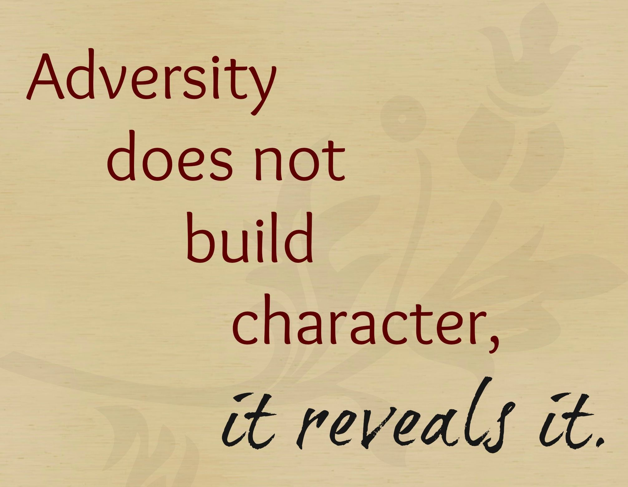 Welcome Chosenchaos Com Bluehost Com Character Quotes Adversity Quotes Memorable Quotes