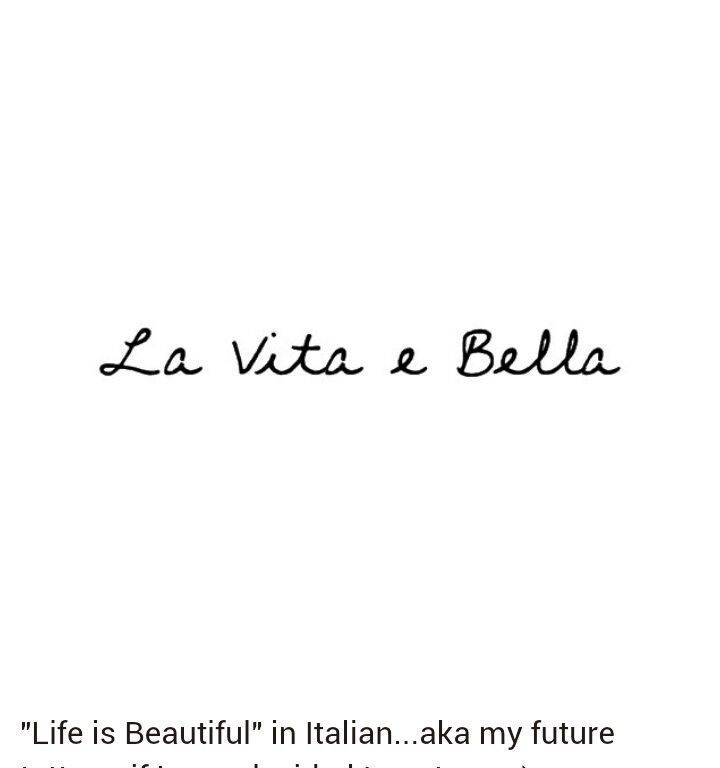Bella #meaningfultattoos Bella