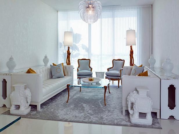 Transitional   Living Rooms   Phyllis Harbinger : Designer Portfolio : HGTV - Home & Garden Television