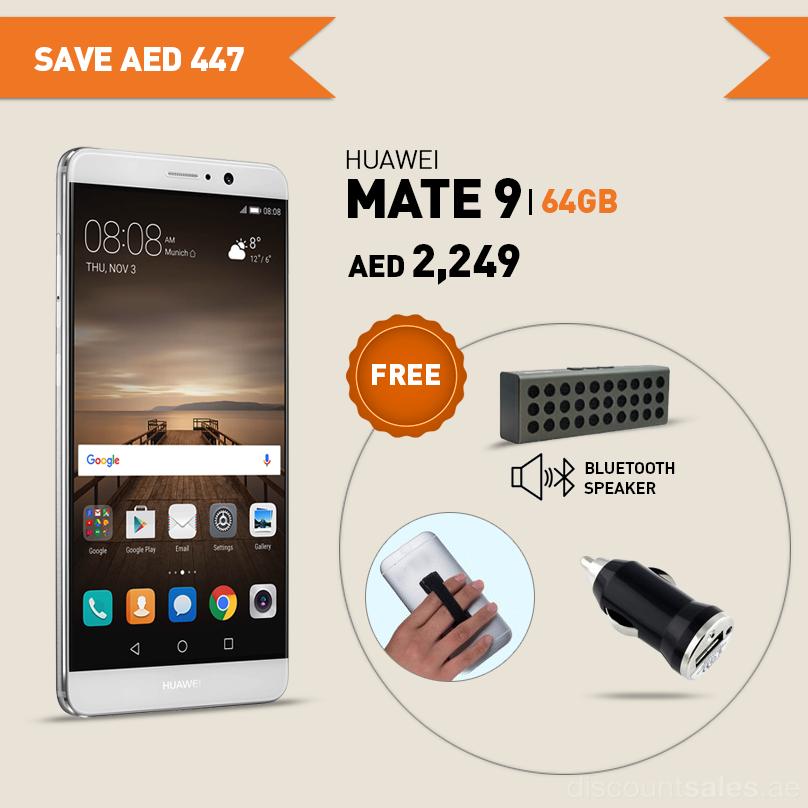 Buy Huawei Mate 9 & Get Freebies @ Axiom Stores | Discount Sales in