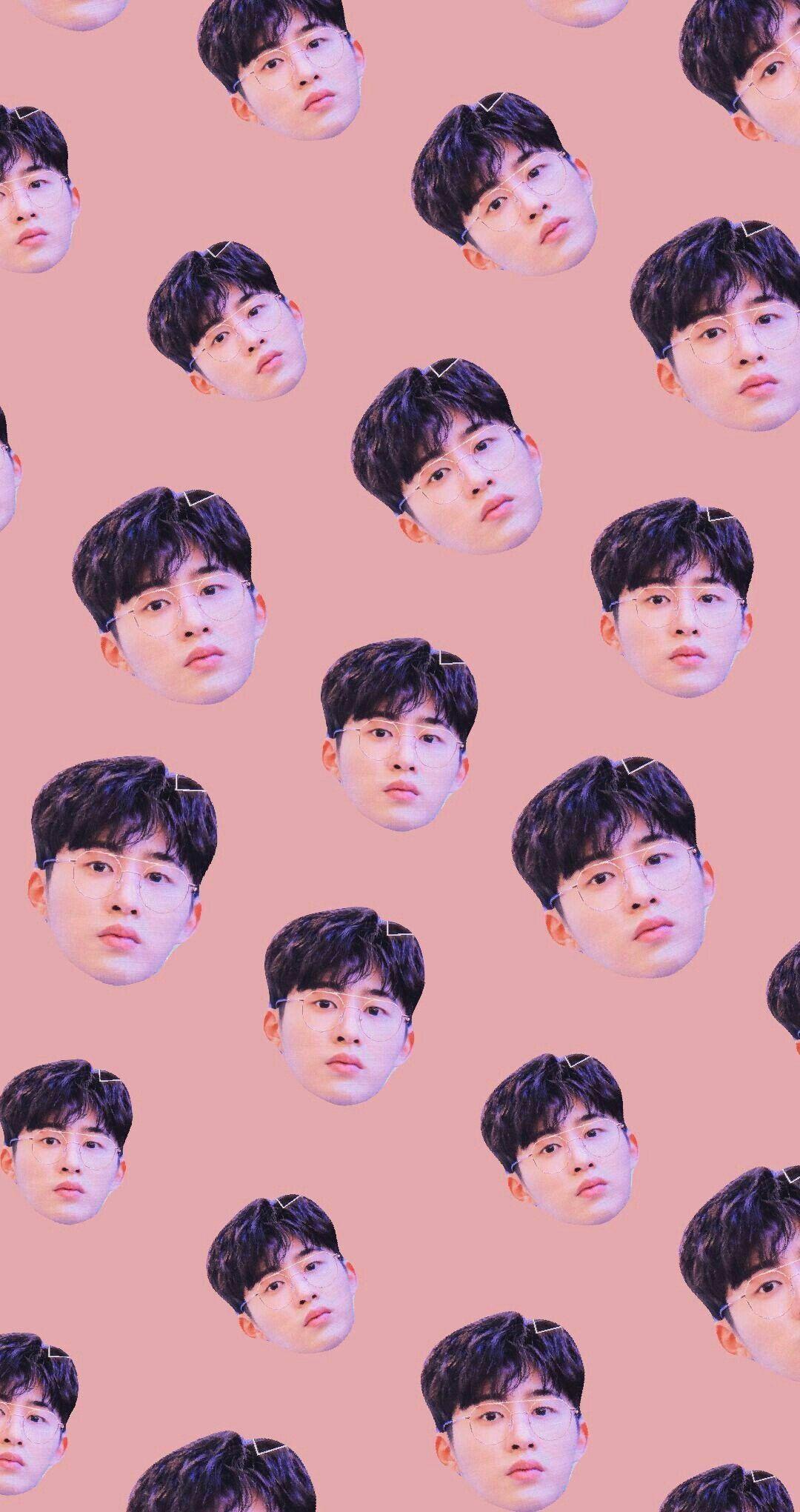Iko7ony On Twitter Wallpaper Ponsel Gambar Artis Aesthetic ikon hanbin wallpaper