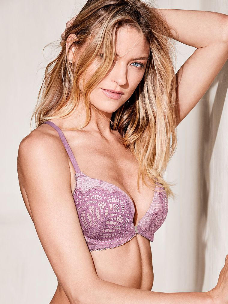 95f939dd2188a Martha Hunt for Victoria's Secret Lingerie March 2017 Lookbook ...
