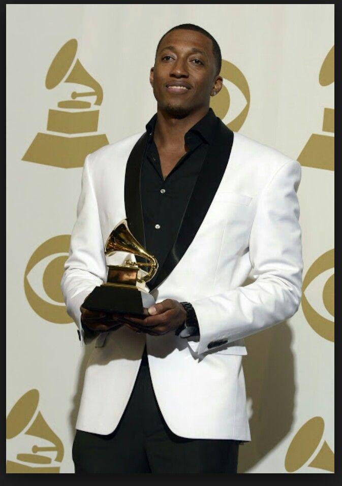 Lecrae winning a Grammy award