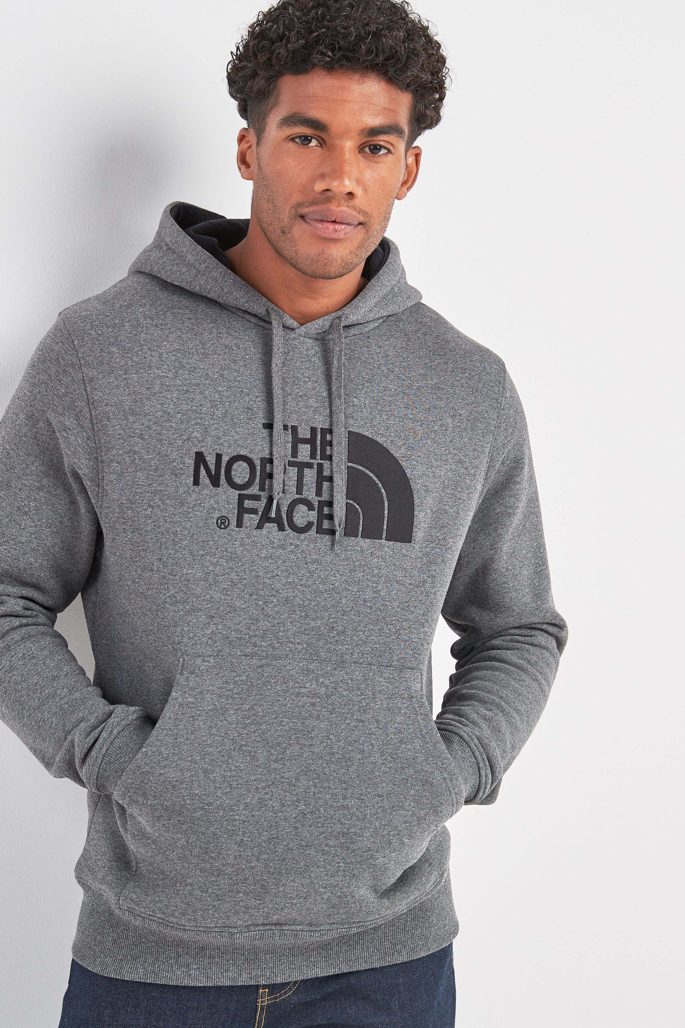 ceeeaf593 Mens The North Face Drew Peak Pullover Hoody - Black | Products ...