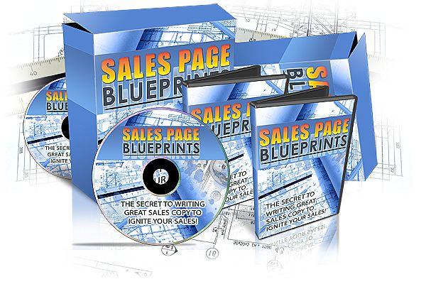 Sales Page Blueprints