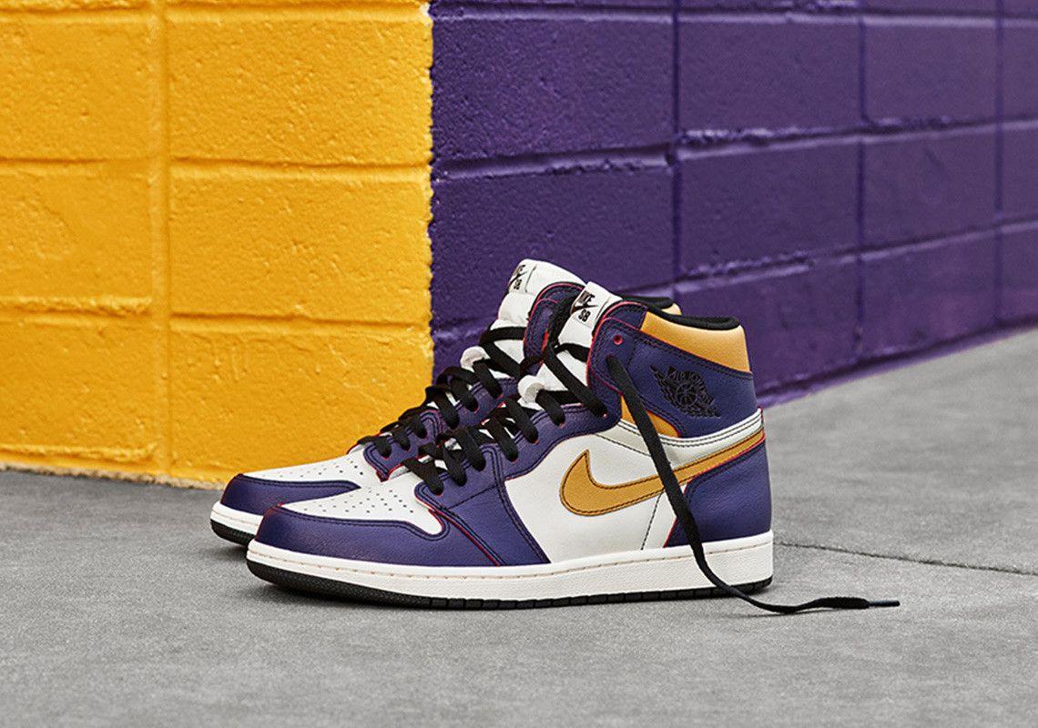 Nike SB Air Jordan 1 Full Release