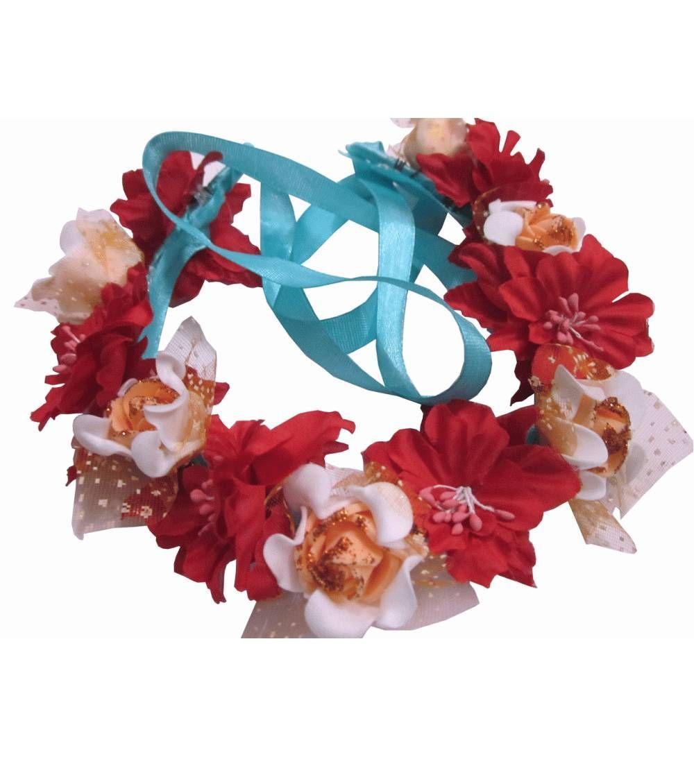 Buy Flower Crown Flower Headband Coachella Wedding Accessories