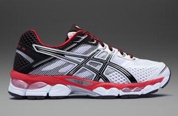 | ASICS Men's GEL Cumulus 15 Running Shoe, White