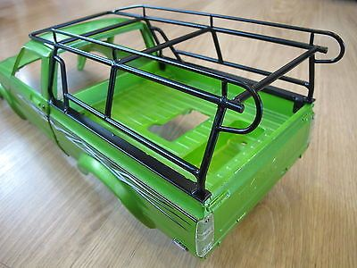 49 00 Metal Roof Rack 1 10 Rc Tamiya Toyota High Lift Hilux Bruiser Rc4wd Mojave Truck For Vehicle Type Tru Bagageiro De Teto Rack De Carro Toyota Hilux