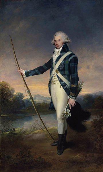 Douglas, 16th Earl of Morton (17611827) by William