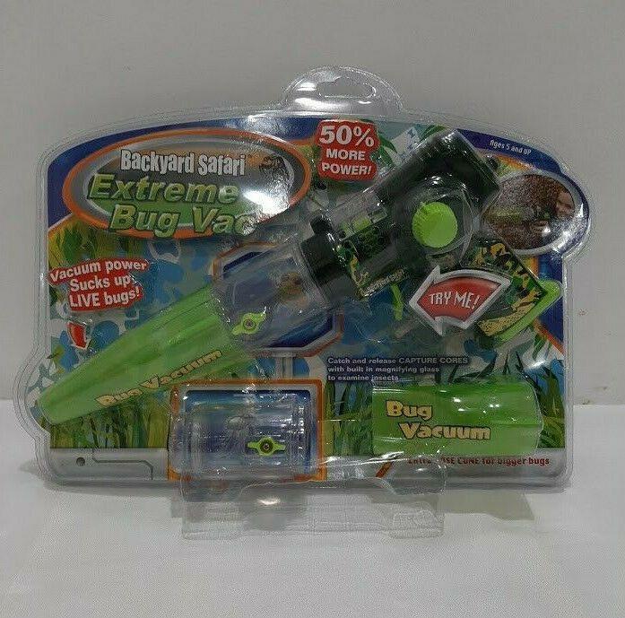 Backyard Safari Extreme Bug Vac Bug Vacuum NEW in Package ...