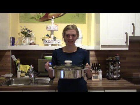 Dampfgaraufsatz Special Tortellini Mit Brokkoli In Krautersahne Krups Prep And Cook Youtube Krups Prep Cook Tortellini Prep Cook