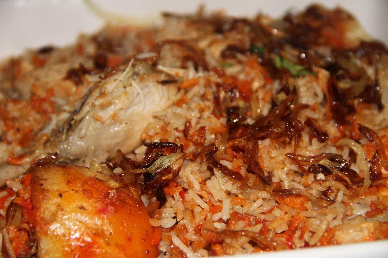 Great delicious bangladeshi recipe shahi chicken biryani w foods great delicious bangladeshi recipe forumfinder Choice Image