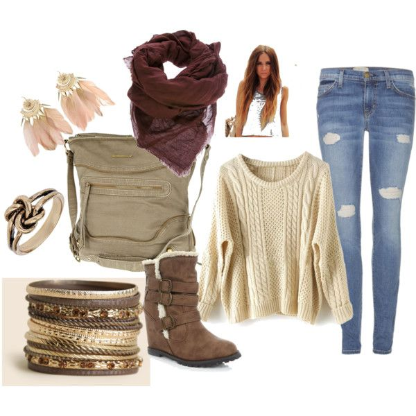 """""""Comfy and Casual"""" by kimmy-hodges on Polyvore"""
