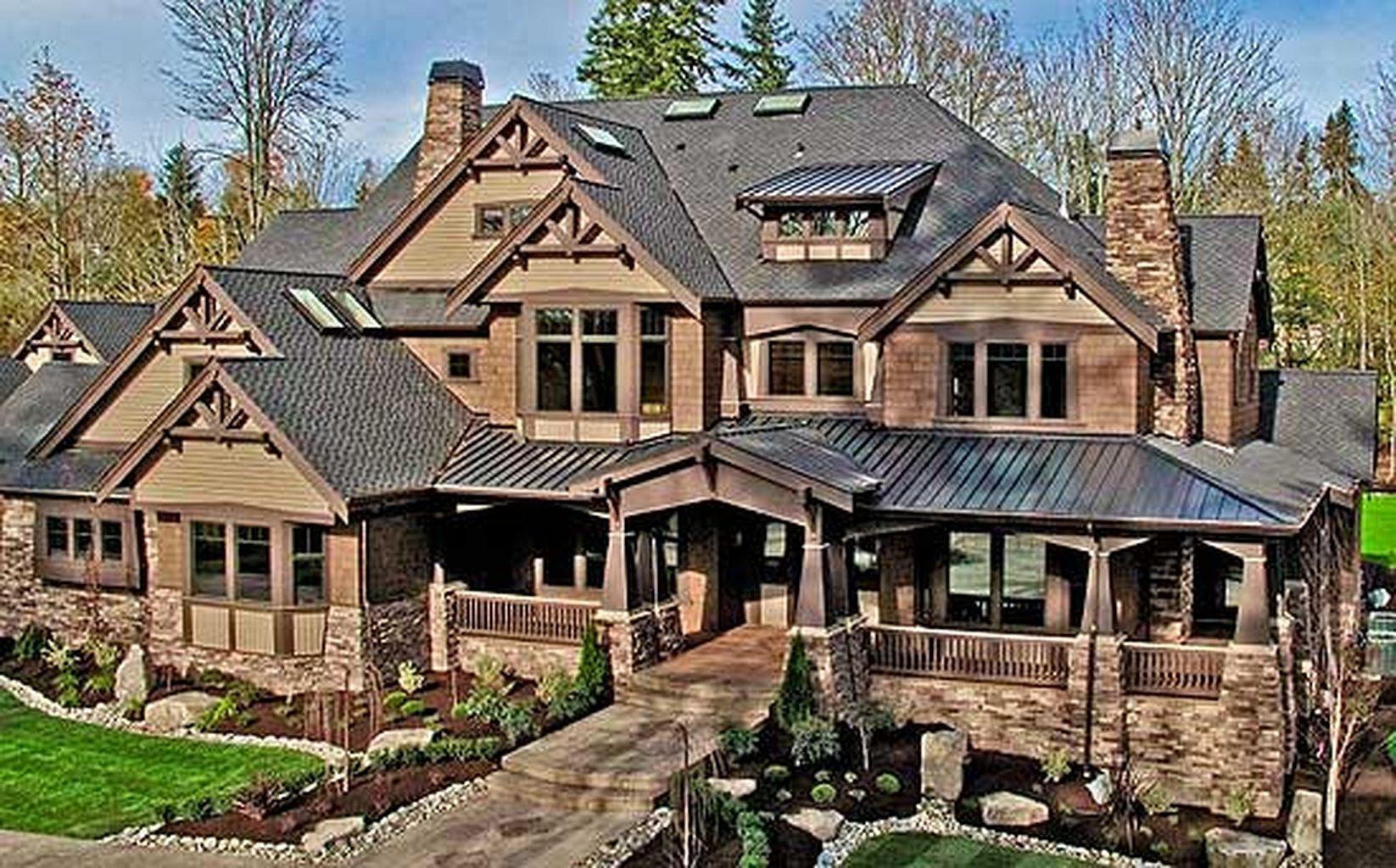 Best Craftsman Style Homes Plans Photo Galleries #craftsmanstylehomes