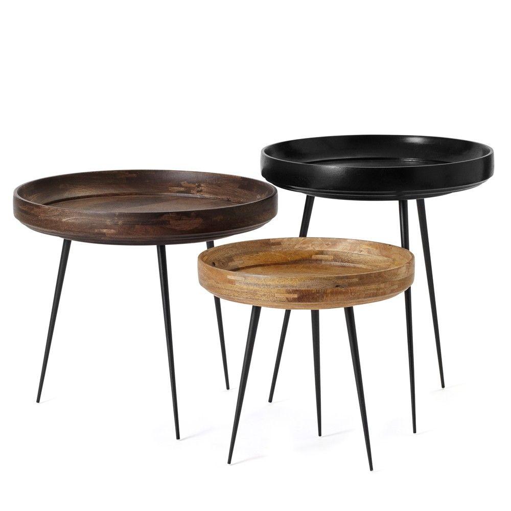 Svenssons i Lammhult Möbler Småbord Bowl bord L, natur L 4030 S 2700 Project