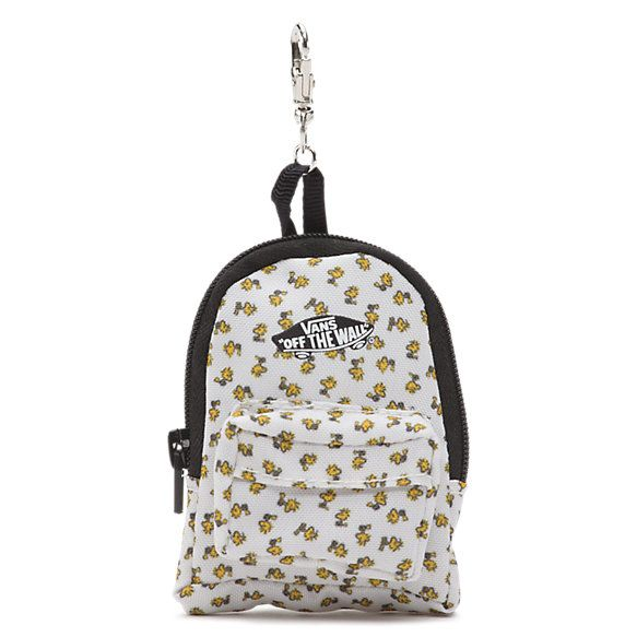 Vans x Peanuts Backpack Keychains | A | Vans backpack, Backpacks ...