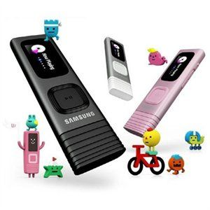 GENUINE Samsung YP-U7 Portable MP3 audio Player 4GB $79.99 + $5.00 SHIPPING Product Attributes Product A/V Cable Type: Digital Audio Product Color: Black / Pink / Silver