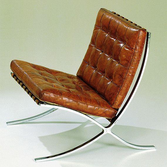 mies van der rohe mr90 barcelona sessel chairs. Black Bedroom Furniture Sets. Home Design Ideas