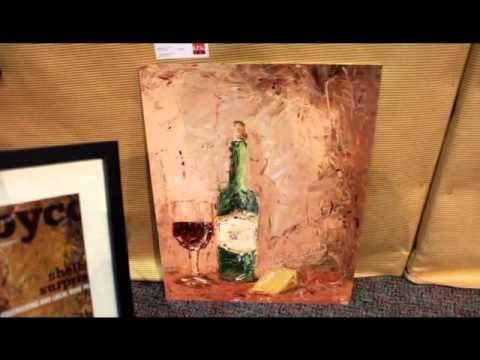 Website where I teach people how to paint with a palette knife.