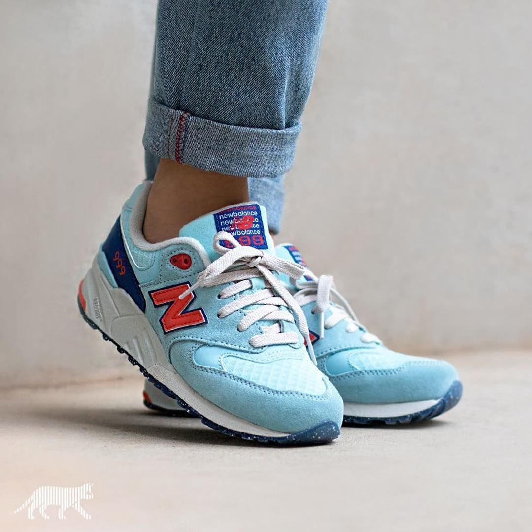 Sneakers femme - New Balance 999 Tropical Pack ©asphaltgold_sneakerstore. Nouvel  ÉquilibreFormateursTropicalePaniers